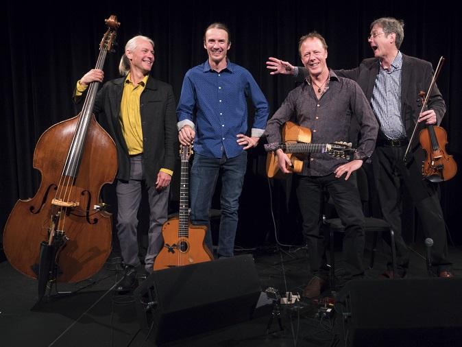 Marc Atkinson Trio with Cameron Wilson